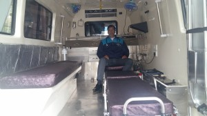 Road Ambulance Services Ambulance Interior 6