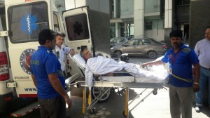 Road Ambulance Services Shifting Patient 1