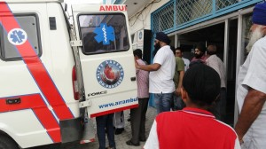 Road Ambulance Services Shifting Patient 10