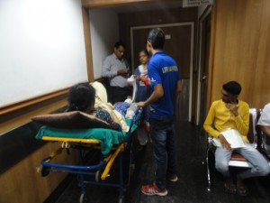 Road Ambulance Services Shifting Patient 15