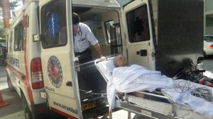 Road Ambulance Services Shifting Patient 2