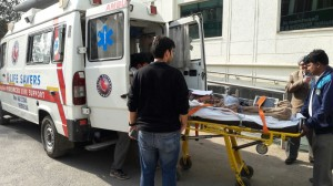 Road Ambulance Services Shifting Patient 6