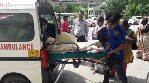 Road Ambulance Services Shifting Patient 8