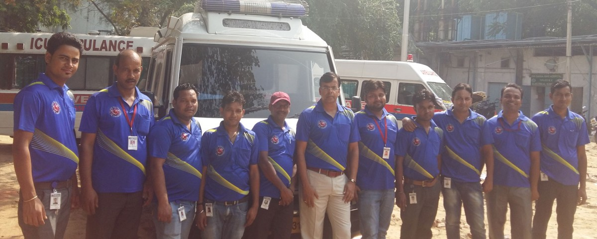 Life Savers Ambulance Team
