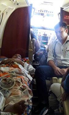 air-ambulance-services