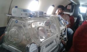 Pediatric  Air Ambulance Services 4