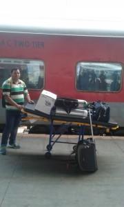 Train Ambulance Service