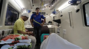Road Ambulance Services Ambulance Interior 4