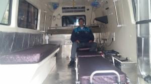 Road Ambulance Services Ambulance Interior 6