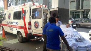 Road Ambulance Services Shifting Patient 3