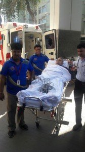 Road Ambulance Services Shifting Patient 4